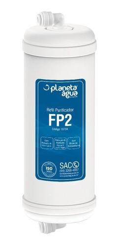 Refil para Purificador Hoken FP2 Planeta Água