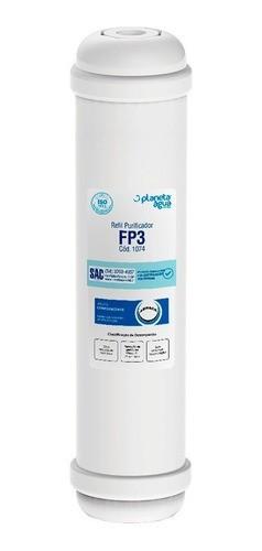 Refil para Purificador Polar FP3 Planeta Água