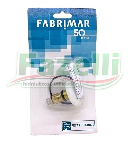 Registro Válvula VDE Fabrimar