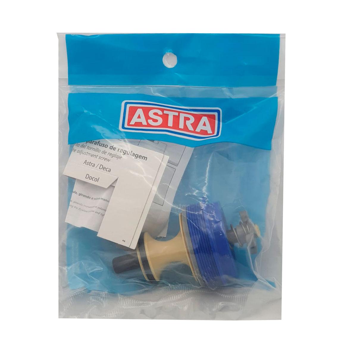 Reparo Válvula De Descarga Astra