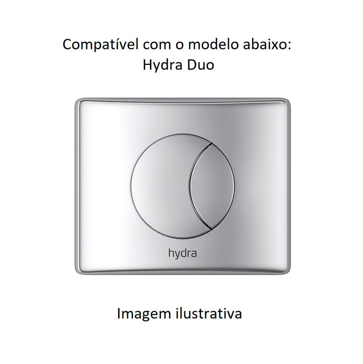 Reparo Válvula Descarga Hydra Duo 1.1/4 Original