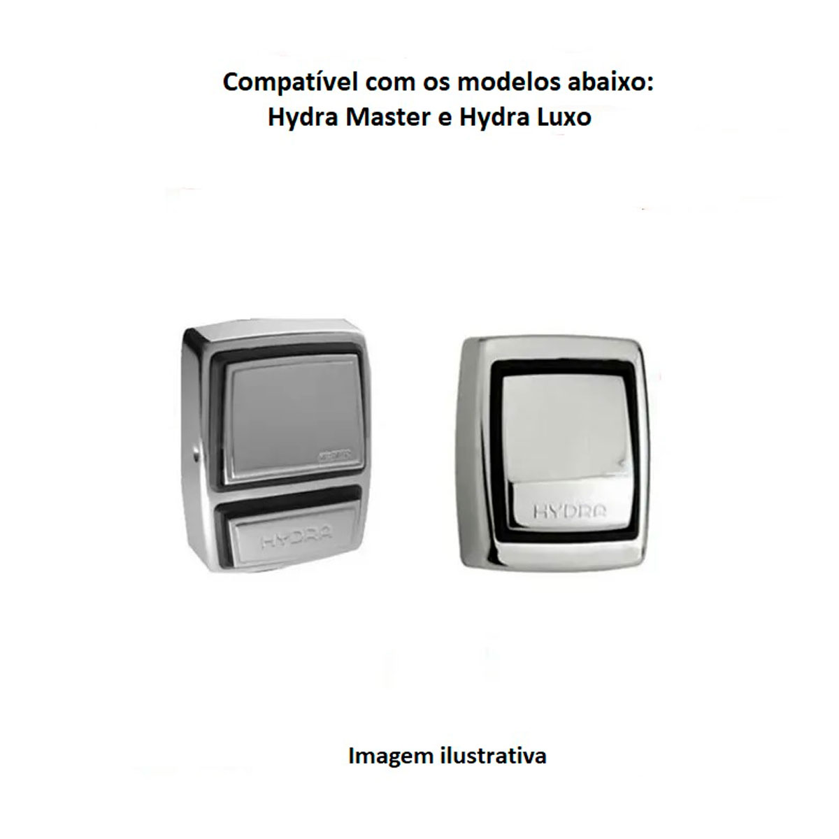 Reparo Válvula Hydra Luxo/Master 1.1/4 Original