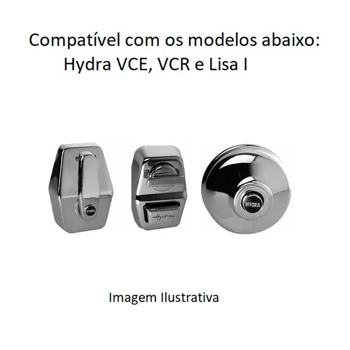 Reparo Válvula Hydra Unificado VCR, VCE, Lisa 1.1/4 Original