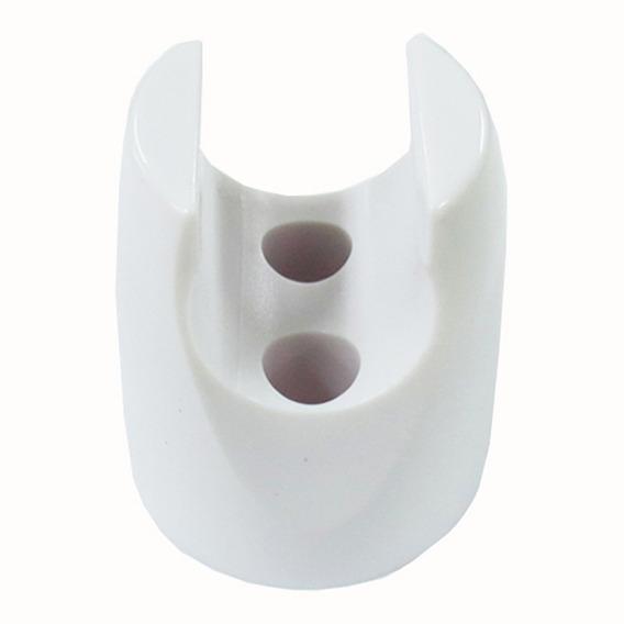 Suporte ducha Higiência ABS Branco  Wog