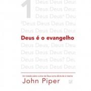 Livro Deus é o Evangelho