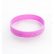 Pulseira oficial Onda Dura cor lilás