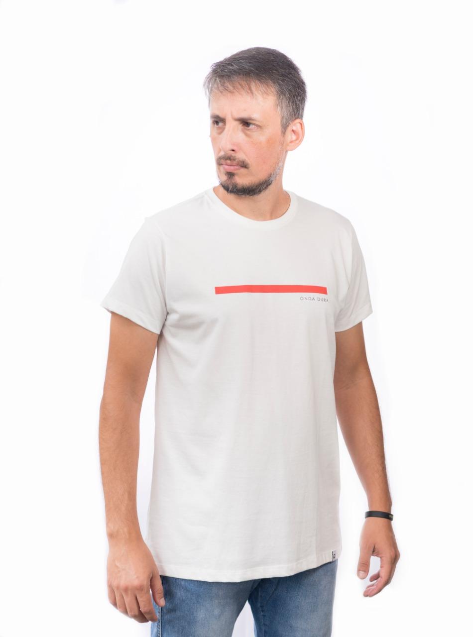 Camiseta branca chamados pra seguir Jesus