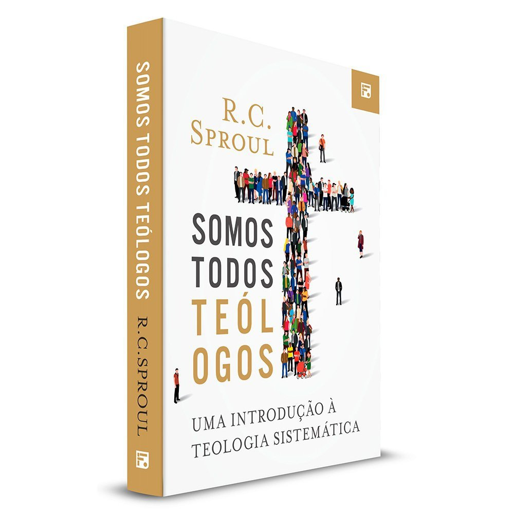 Livro Somos Todos Teólogos