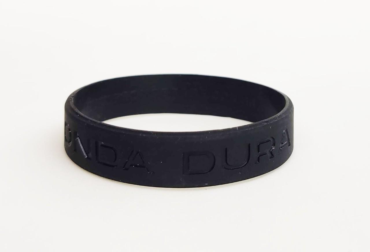 Pulseira oficial Onda Dura cor preto