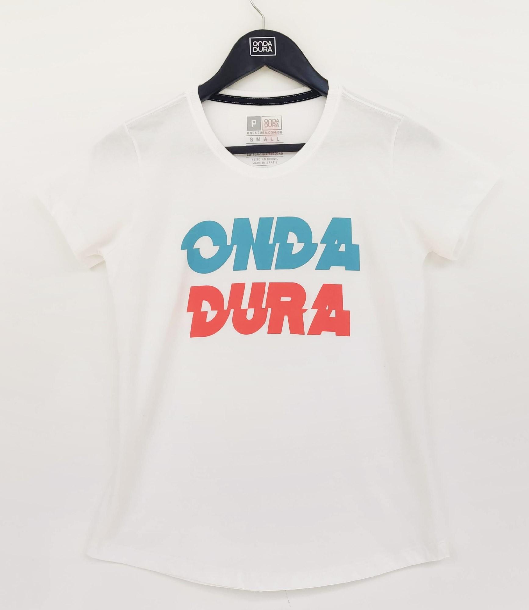 Baby look Onda Dura duo candy