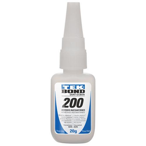 ADESIVO CIANOACRILATO 200 (20GR) 20501002804