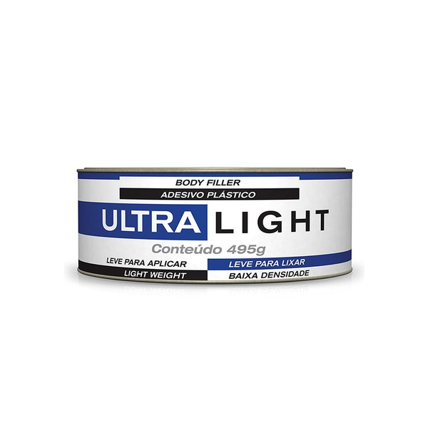 MASSA ULTRA LIGHT 01757 495 GR