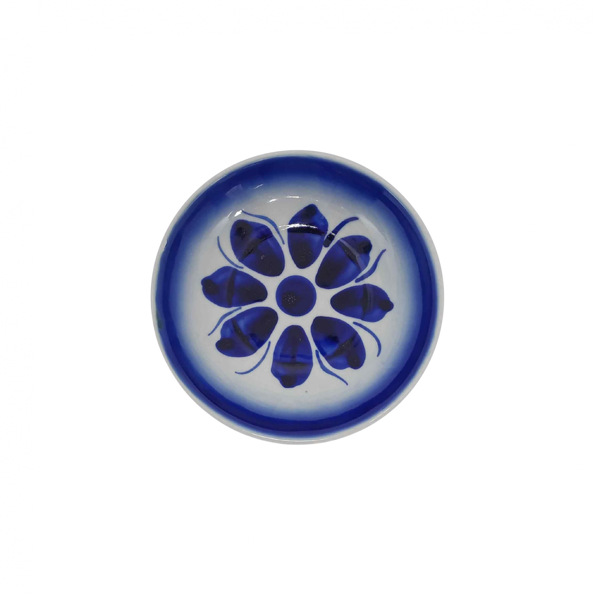 Pires em Porcelana Azul Colonial 10,5 cm
