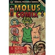 MOLUSCOMIX Nº 000 - O XERIFE TURCO - GIBI IMPRESSO