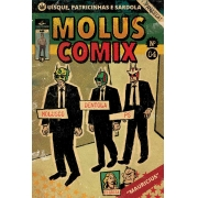 MOLUSCOMIX Nº 004 - MAURICIUS - GIBI IMPRESSO