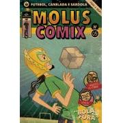 MOLUSCOMIX Nº 005 - BOLA FORA - GIBI IMPRESSO