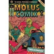 MOLUSCOMIX Nº 007 - MILICONTOS - GIBI IMPRESSO