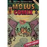 MOLUSCOMIX Nº 008 - PAPA-CAPIM - GIBI IMPRESSO