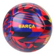 Bola Barcelona Vermelha e Azul Pitch Nike