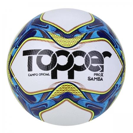 BOLA CAMPO SAMBA VELOCITY PRO-X 2001 TOPPER 2977
