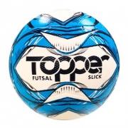 Bola Futsal Topper Slick - Azul