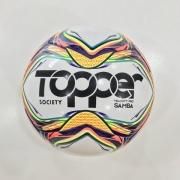 Bola Society Samba Sintetica PRO - Topper