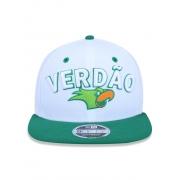 Boné Palmeiras Aba Reta Verdão New Era