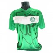 Camisa Palmeiras brasão sublimada