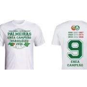 Camisa Palmeiras enea campeão brasileiro 2016 licenciada MELTEX