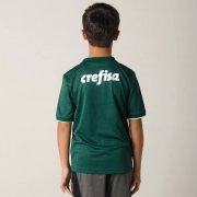 Camisa Palmeiras I Juvenil 2018 Adidas