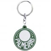 Chaveiro Palmeiras escudo plástico