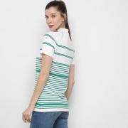 Polo PAlmeiras feminina tricot licenciada MELTEX