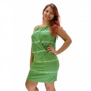 Vestido Palmeiras Tie Dye MELTEX