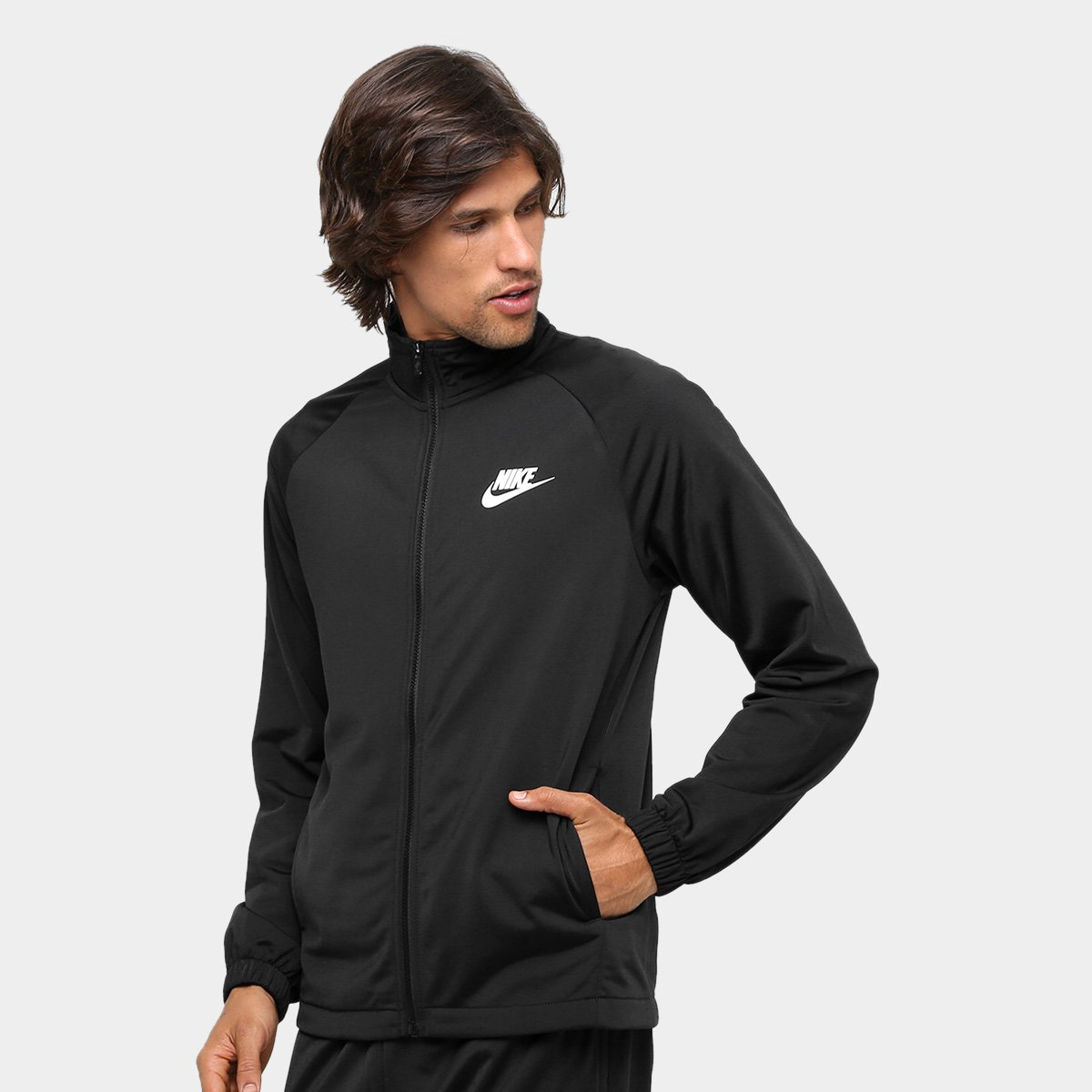 Agasalho Nike TRK Suit PK Basic - Masculino