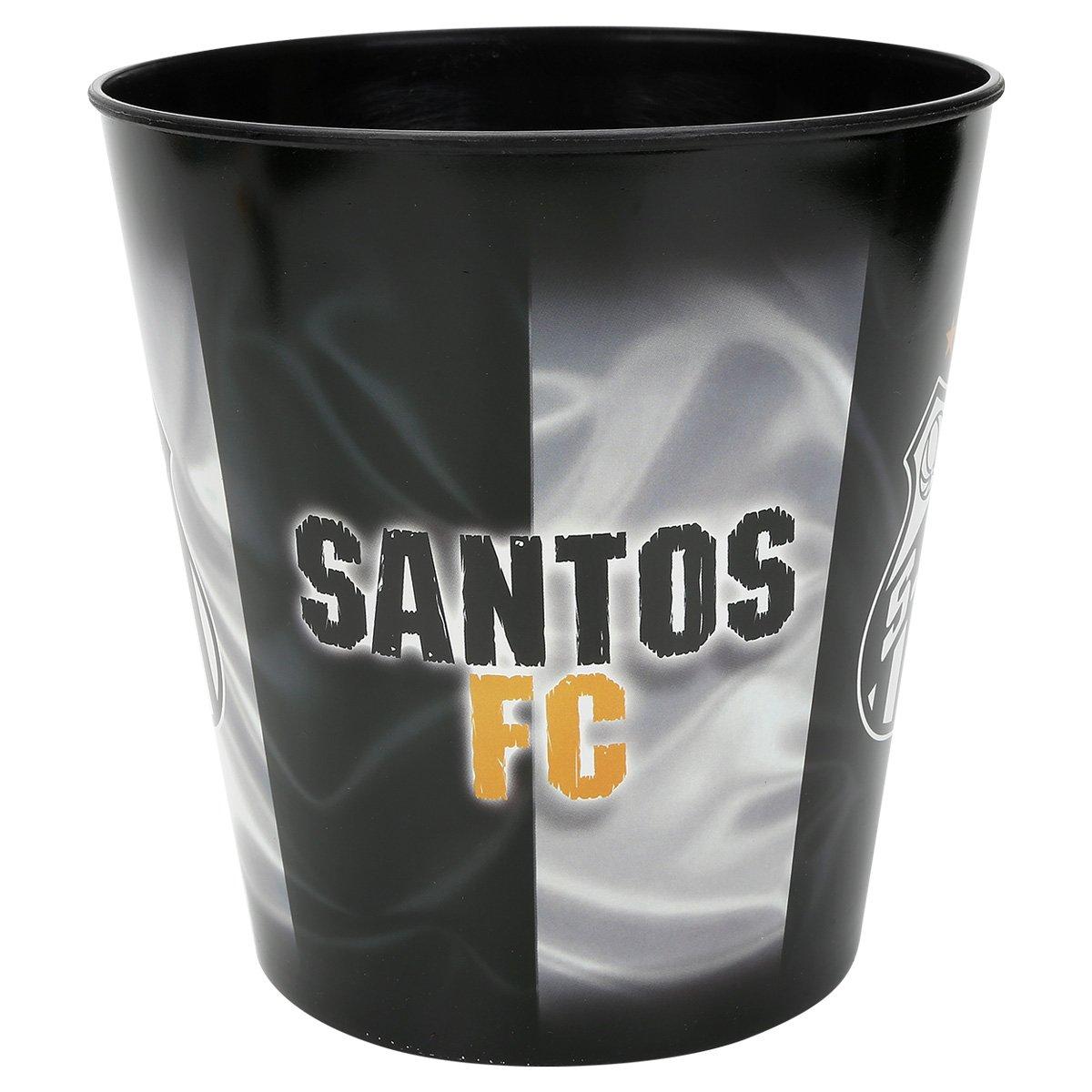 Balde de pipoca Santos