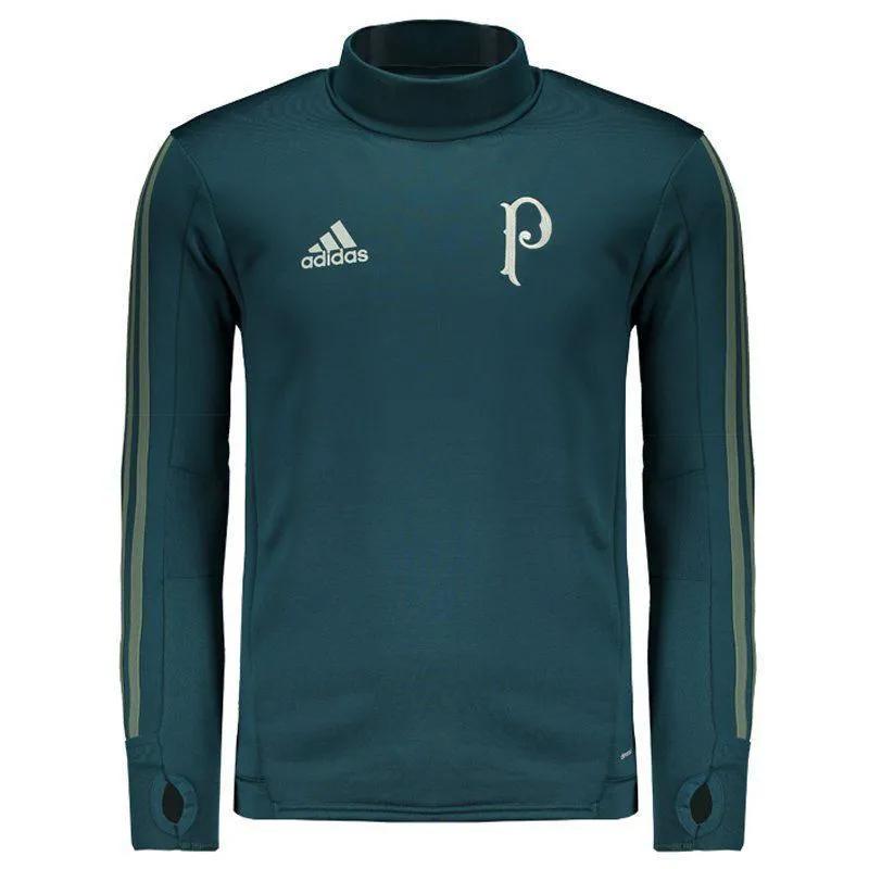 Moletom Palmeiras Treino Adidas 2017