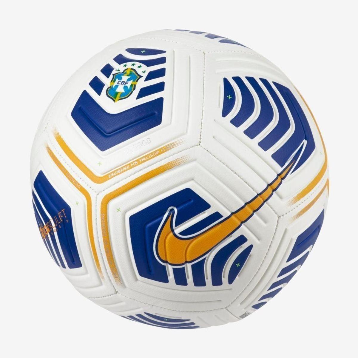 Bola Brasil strike NIKE