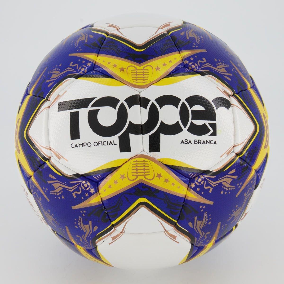 Bola Campo Asa Branca C/C Topper