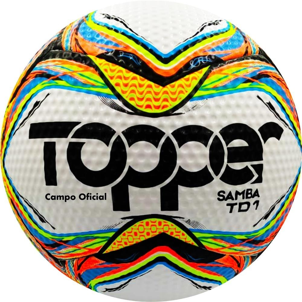 Bola Campo Samba TDI - Topper
