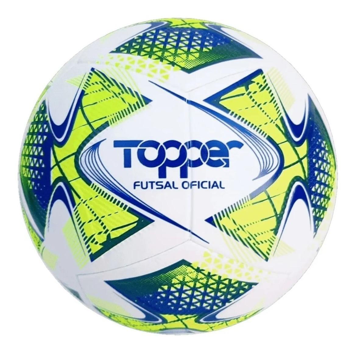 Bola Futsal 22 Limão - Topper