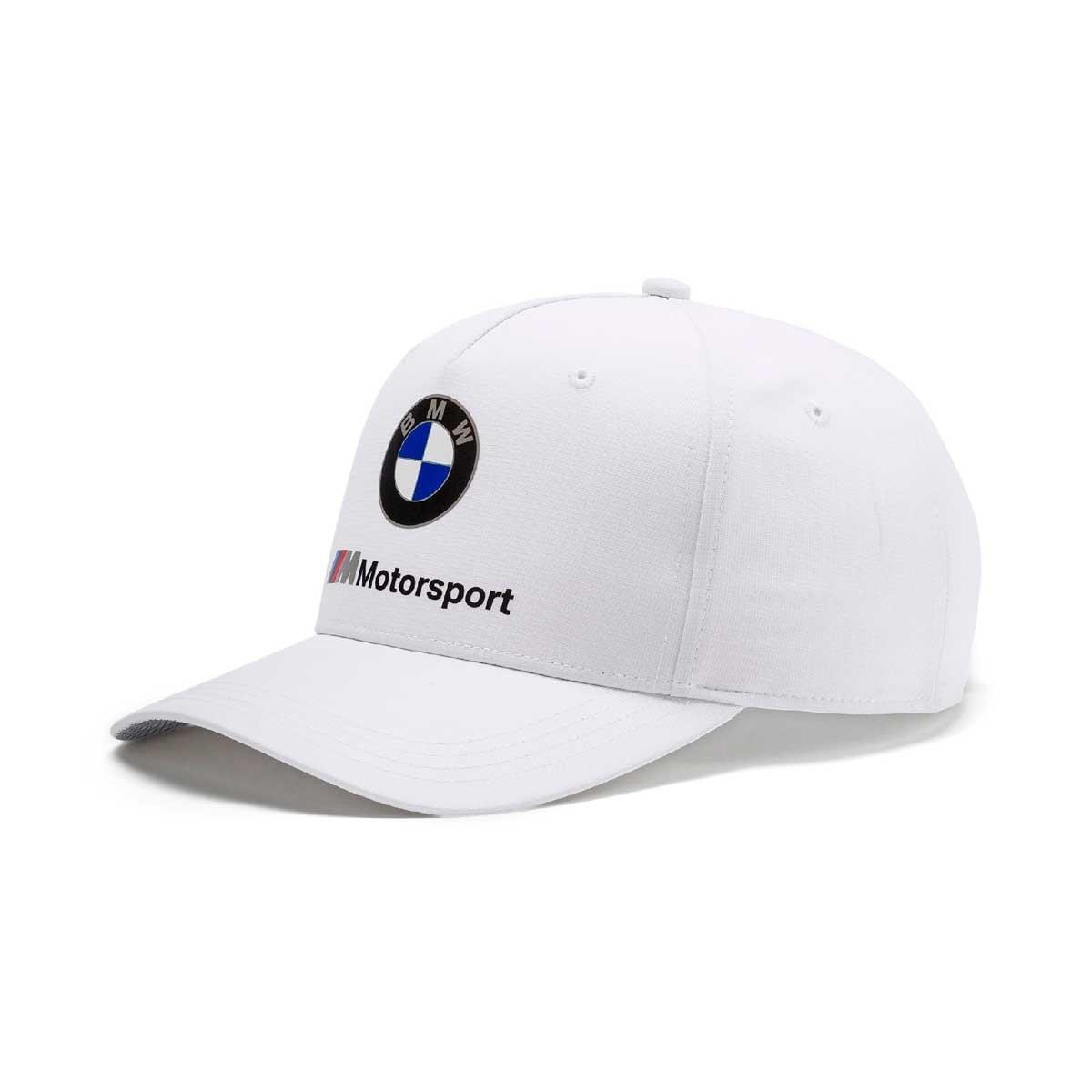 Boné BMW Puma M BB - Branco Unissex