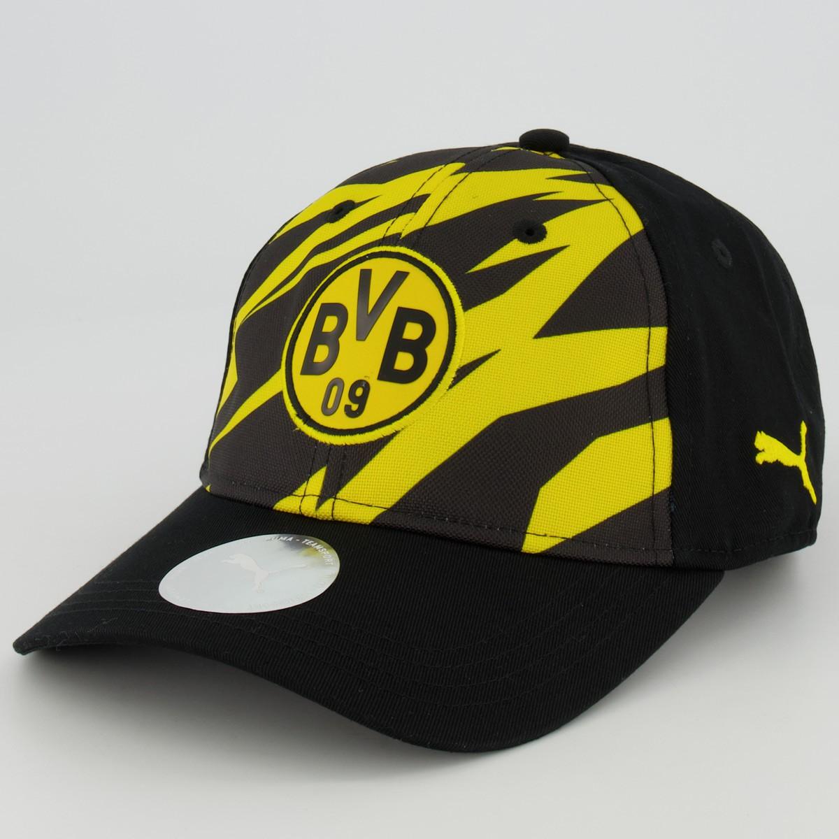 Boné Borussia Dortmund Aba Curva Strapback Adulto