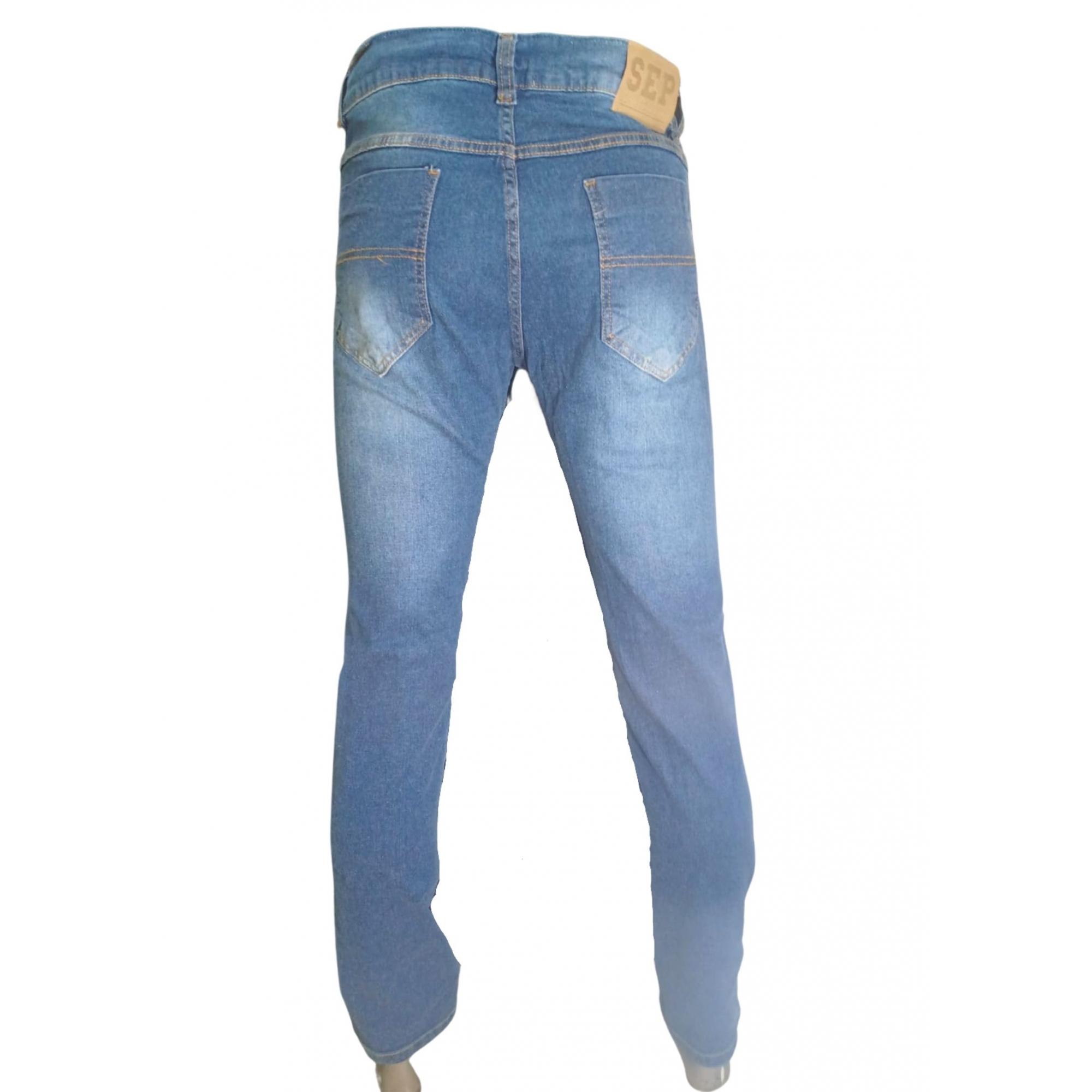 Calça jeans Palmeiras