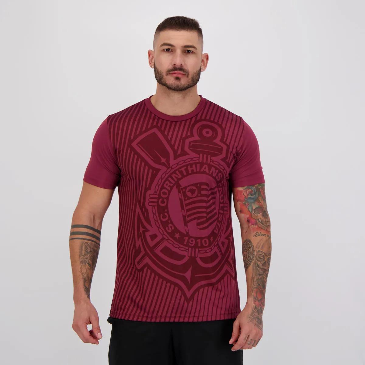 Camisa Corinthians bennani