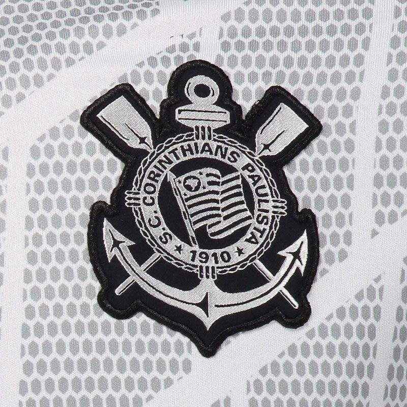Camisa Corinthians Branca Empire SPR - Masculino