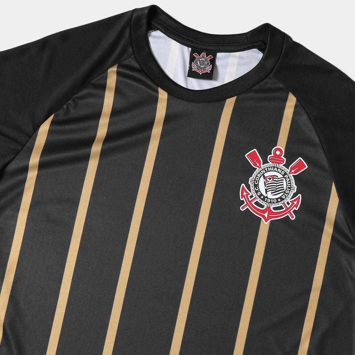 Baby Look Corinthians Golden SPR