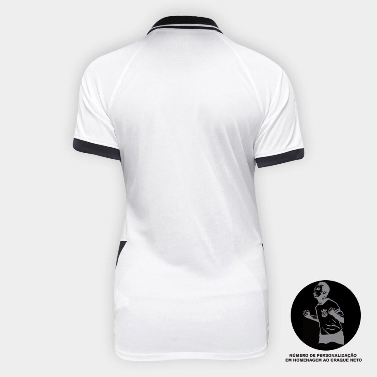 Baby Look Corinthians OF. I Nike 20/21