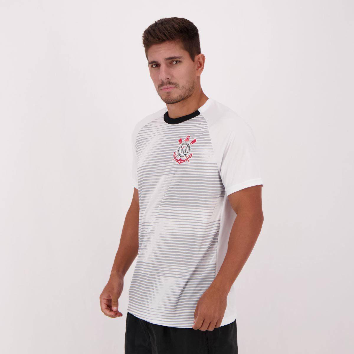 Camisa Corinthians Scrawl SPR