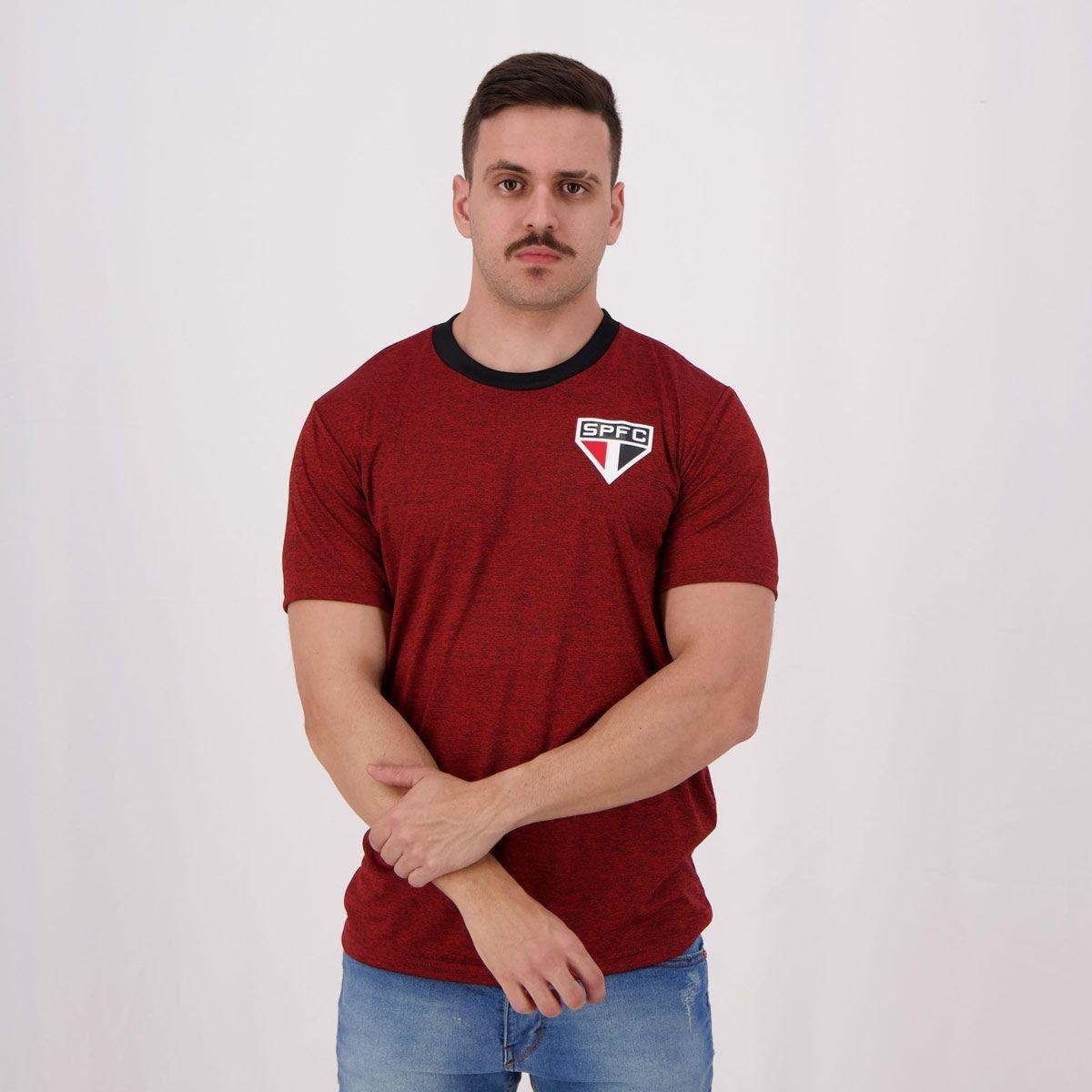 Camisa São Paulo Elyseo SPR - Masculino