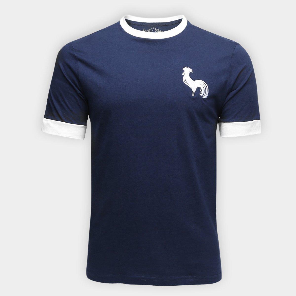 Camisa França retro 1910 NATURAL